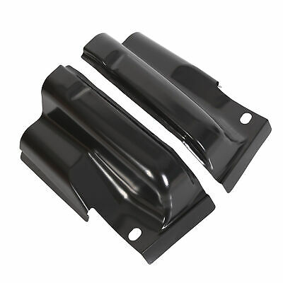 Fit 2009-2014 Ford F-150 Crew Cab 4 Door Outer Cab Corners 4PC