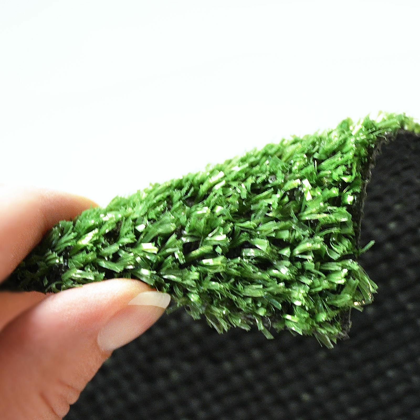 Kunstrasen Grün Grasteppich Rasenteppich mit Noppen SPRING viele Größen