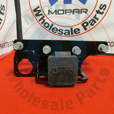 JEEP GRAND CHEROKEE COMMANDER Class 4 Hitch Receiver NEW OEM - Jeep Grand Cherokee Hitch Receivers