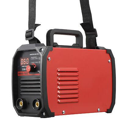 160amp Mma Stick Welder Dc Inverter 110220v Dual Voltage Arc Welding Machine