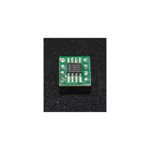 OPA1656 DIP8 Ultra Low Noise and Distortion FET-Input Audio Operational Amplifie