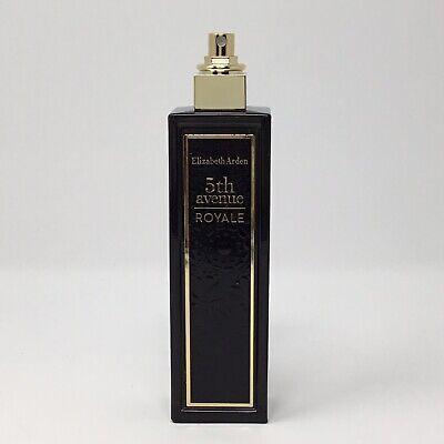 Edp Spray Tester (Elizabeth Arden 5th Avenue Royale EDP  Perfume Spray Tester New Uncap 4.2oz F23)