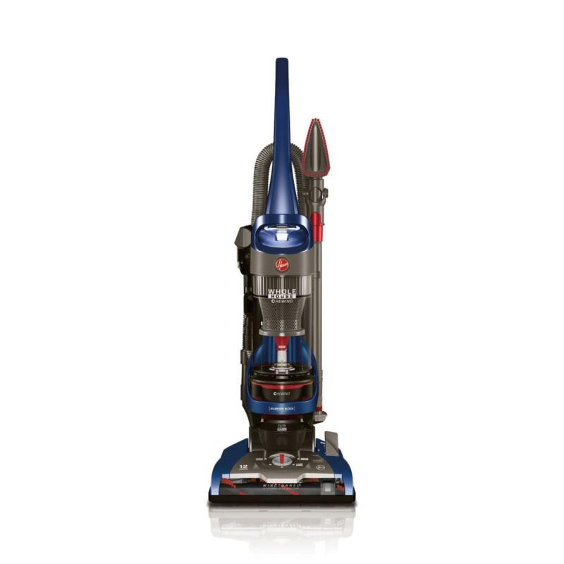 Hoover WindTunnel 2 Whole House Rewind Bagless Upright Vacuu