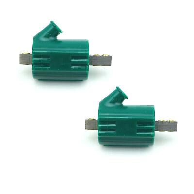 2PC Dynatek Style 12V Ignition Coil DC3-1 DSK6-2 Single Output 3 Ohm CMHD6-2G