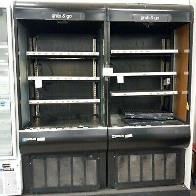Master-bilt Voam36 36in Vertical Open Air Refrigerated Merchandiser Display Case