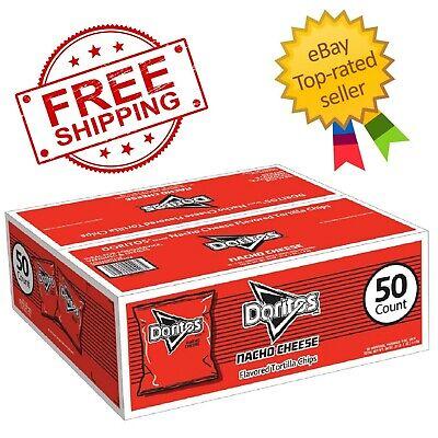 Used, Doritos Nacho Cheese 1 oz., 50 ct. - FREE SHIPPING for sale  Dallas