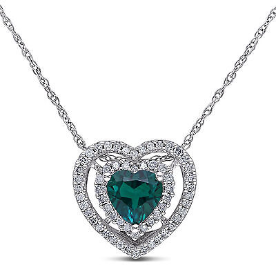 Heart shaped emeralds stole the show at Cannes