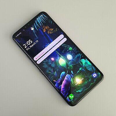 LG V50 ThinQ 5G Black LM-V500 128GB Unlocked Single sim Excellent  condition