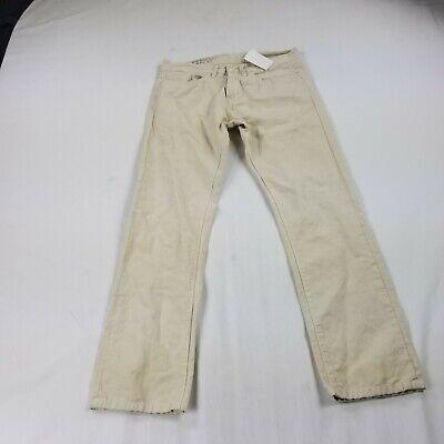S.K.U. Save Khaki United Men's Pants cotton Linen 31 x 29 d