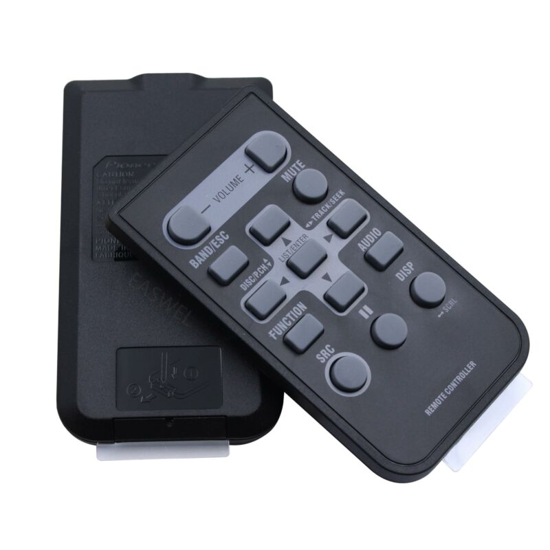 Replacement Remote Control Qxa-3303 For Pioneer Avh110bt Avh-110bt Dehs31bt