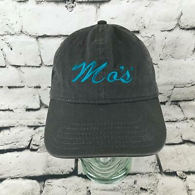 Mo's Famous Clam Chowder Mens O/S Hat Gray - Clam Hat