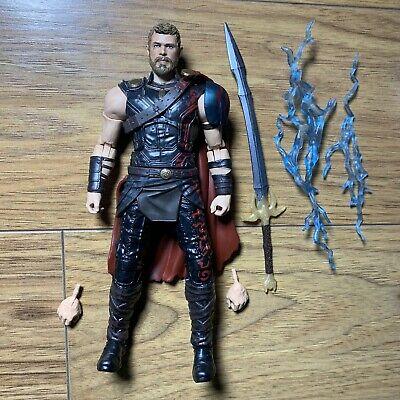 """Target Exclusive Thor Ragnarok Movie 2 Pack Thor 6"""" Marvel Legends Bifrost Sword"""