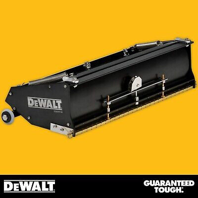 Dewalt Drywall Flat Box 14 Standard Automatic Taping Tool 10yr Warranty New