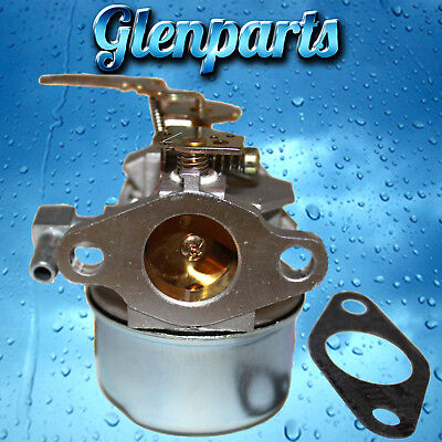 Aftermarket Replacement Carburetor for Tecumseh 632107 with a free Gasket