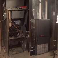 HVAC Heating Contractor Available.