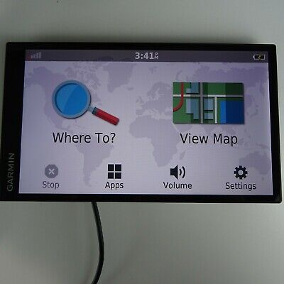 Garmin DriveSmart 61 V5 P10 16GB NA LMT-S Maps/Traffic, Live Parking, Bluetooth