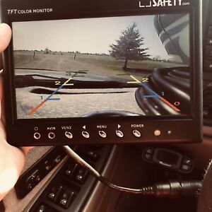 Rear View Safety Rear Camera System