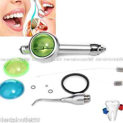 Dental Hygiene Jet Air Polisher System Tooth Polishing Handpiece--4 Hole Ce