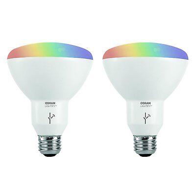 Sylvania Osram Lightify Smart Home 65W BR30 White/Color LED