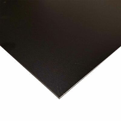 Dark Bronze Anodized Aluminum Sheet 0.063 X 12 X 12