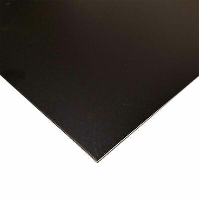 Dark Bronze Anodized Aluminum Sheet 0.063 X 12 X 12