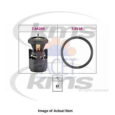 New Genuine FACET Antifreeze Coolant Thermostat  7.8420 Top Quality