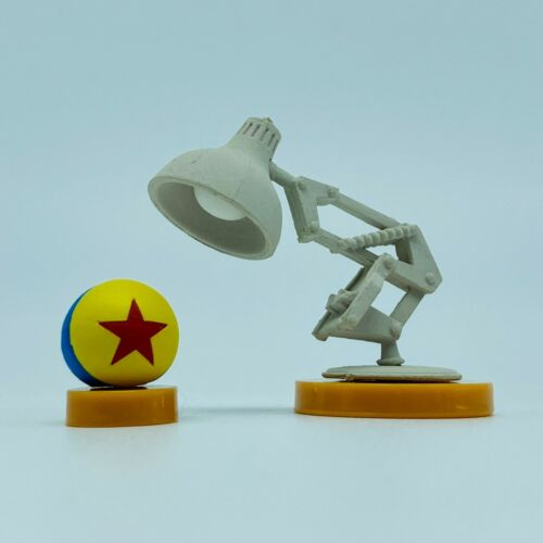 Luxo Jr. Lamp with Ball Figure Disney Pixar Japan TOY STORY CARS Wall-E Monsters