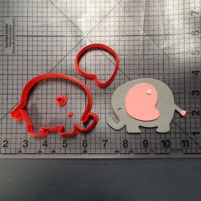 Elephant 105 Cookie Cutter Set