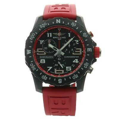 Breitling Endurance Pro X82310D91B1S1 Red 2021 Box & Papers Excellent condition