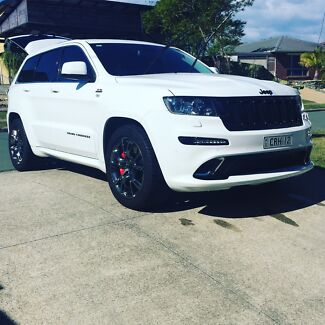 2012 Jeep Grand Cherokee Srt8 Alpine Petrie Pine Rivers Area Preview