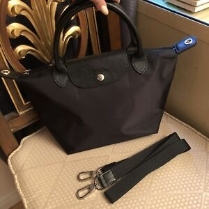 abf74820f9a Authentic longchamp neo le pliage tote