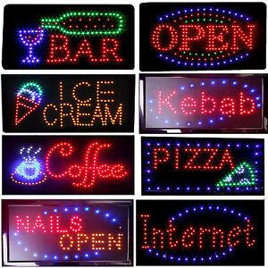 Placa Luminosa Neon