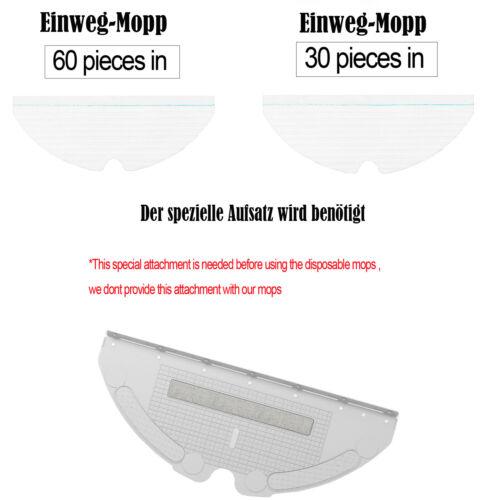 Ersatz-Einweg-Wischpolster für den Xiaomi Roborock S6 T6 Mopp-Staubsauger