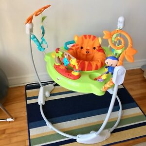 Fisher-Price Jumperoo, comme neuf