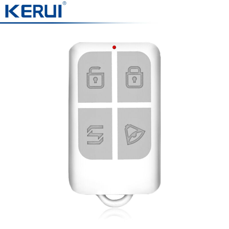 KERUI 433MHz  RC531 Wireless Remote Control For Home Security Alarm System