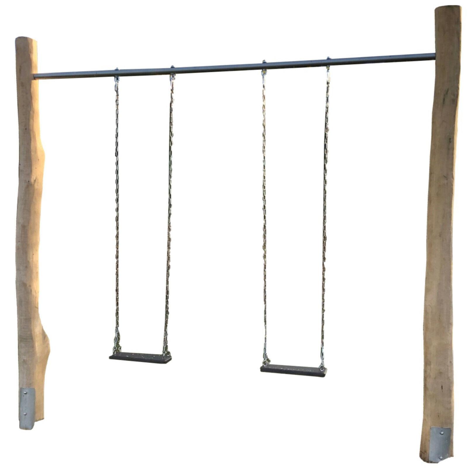 Schaukelstange Stahlrohrfür Doppelschaukel Kinderschaukel Schaukelgestell Kopf