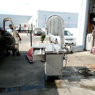 Commercial Restaurant Equipment Biro Meat Saw..model 3334 Free Shipping