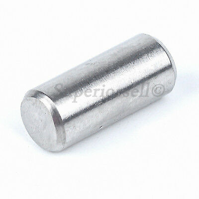 M1.5 M2 M2.5 M3 - Dowel Pins Cylindrical Pin - A2 304 Stainless Steel