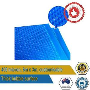 Solar Waterproof Swimming Pool Cover Thick Bubble Surface Blanket Paddington Eastern Suburbs Preview
