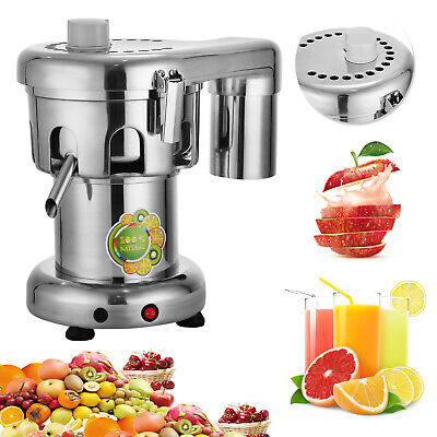 Commercial Juice Extractor Stainless Steel Juicer Heavy Duty Wf-a3000 Good Item