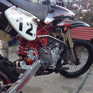 Custom racing dirt bike Riverwood Canterbury Area Preview