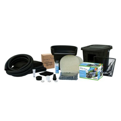 Aquascape 99765 Complete Backyard DIY Pond Kit 8