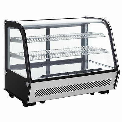 Doughxpress Dxp-ref35 35 Full Service Countertop Refrigerated Display Case ...