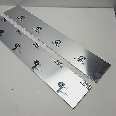 .3125 Thick Cast Aluminum Mic-6 Alcoa Plate 4.625 X 29.375 Qty 2 Sku140858