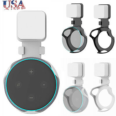 Wall Mount Hanger Holder Stand Bracket For Amazon Echo Dot (3rd Gen) Speaker