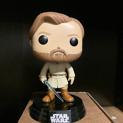 Funko Pop! Star Wars Obi-Wan Kenobi #214 Smuggler's Bounty Exclusive NO BOX OOB