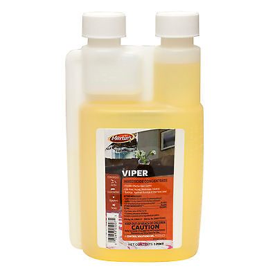 Martins Viper Insecticide Concentrate 1 Pint Cypermethrin 25.4% - NOT FOR: NY,CA