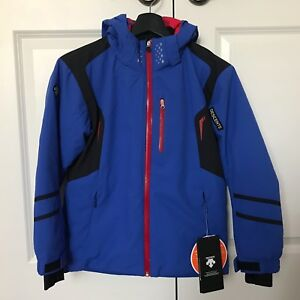 Descente Kids Boys Ski Jacket New