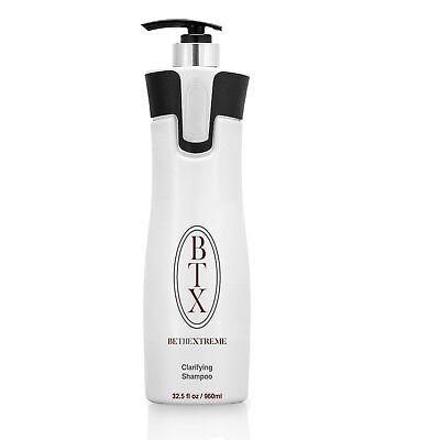 Keratin Cure BTX Deep Cleansing Best Clarifying Anti-Residue Pre Shampoo  32