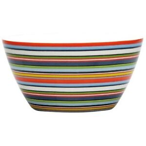 iittala Origo Pasta Bowl Stripes Design 0.5 L